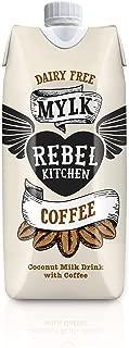 REBEL KITCHEN Coffee Mylk 330 ml (Pack of 12)