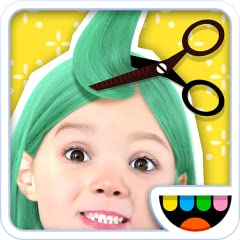 Snap a picture of your friends to create their new hairstyle Or use a photo from your camera roll Tons of fun new accessories from mustaches to hats Use tools to curl, straighten, crimp, shave & trim Use G.R.O. to make short hair long again