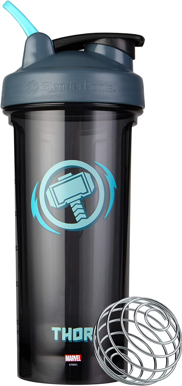BlenderBottle Indefinitely Marvel Shaker Bottle Pro Max 89% OFF Protei Series Perfect for
