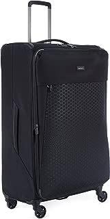 Antler 4081124015 Oxygen 4W Large Roller Case Suitcases (Softside), Black, 81 cm
