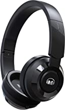 Monster Clarity HD 100 Around-Ear Wired Headphones, Black (137099-00)