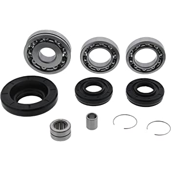 [DIAGRAM_3NM]  Amazon.com: Cycle ATV - Front Differential Bearing and Seal Kit fits Honda  Foreman TRX400 TRX450 TRX 400 450: Automotive | Honda Atv Pinion Bearing Removal 450 |  | Amazon.com