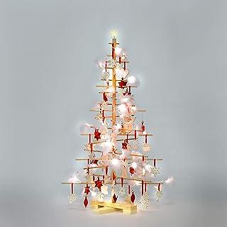 comprar comparacion xmas3 SKU202 M 125 - Árbol de Navidad, Color Beige