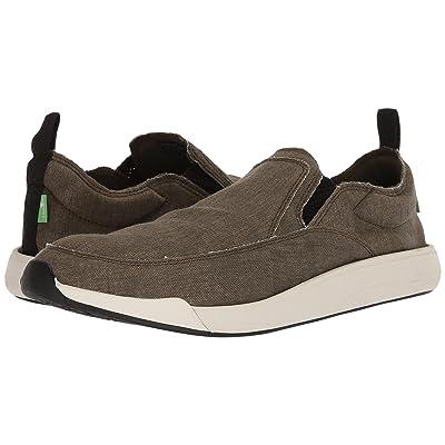 Sanuk Chiba Quest (Olive) Shoes