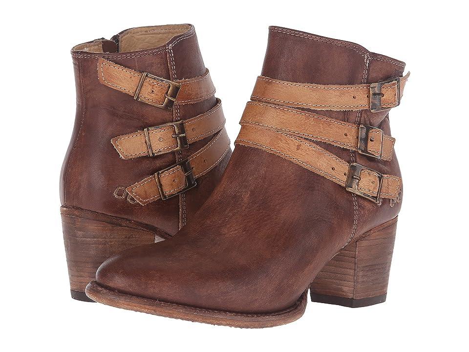 Bed Stu Begin (Tan Teak Driftwood Leather) Women