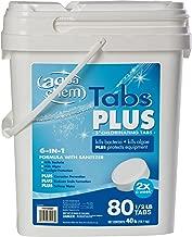 Aqua Chem 3 Inch Chlorine Tabs Plus (40 Lb)