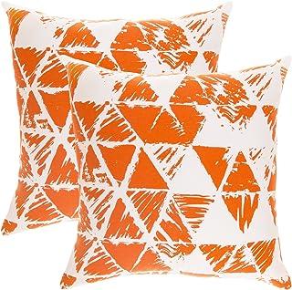 TreeWool - Pack de 2 - Geométrico de Triángulos Decorativo