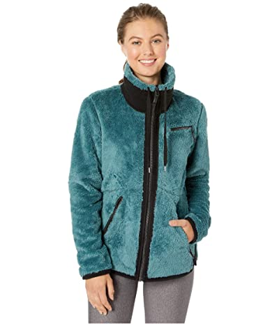 Obermeyer Britt Fleece Jacket (Sage) Women