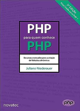 PHP para quem conhece PHP (Portuguese Edition)
