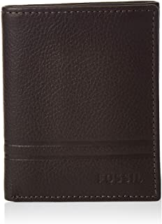 Fossil Men's Neel Leather Trifold Wallet