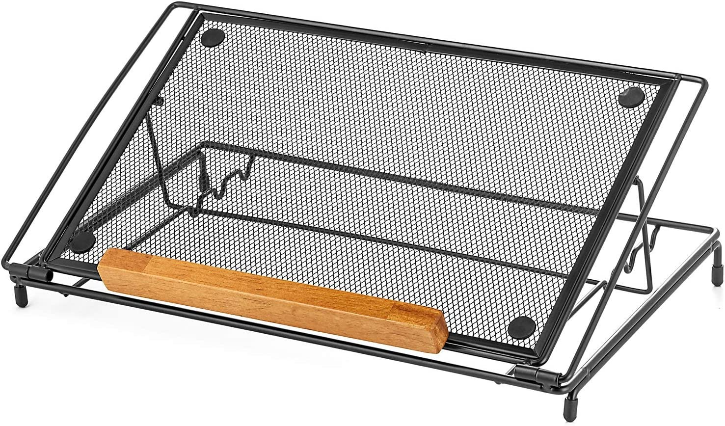 Halter Mesh Ventilated Adjustable Laptop Stand for Laptop/Notebook/iPad/Tablet and More - 9
