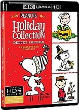 Peanuts Holiday Collection 4K/UHD/BD/UV