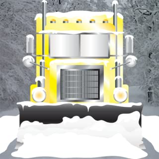 Snow Plow Town Racing : The City Cold Winter Street Kings - Free Edition