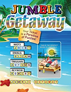 Jumble® Getaway: Your Ticket to a Paradise of Puzzles!