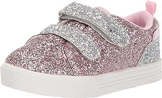 Kids Lyric Girl's Glittery Casual Slip-on Sneaker