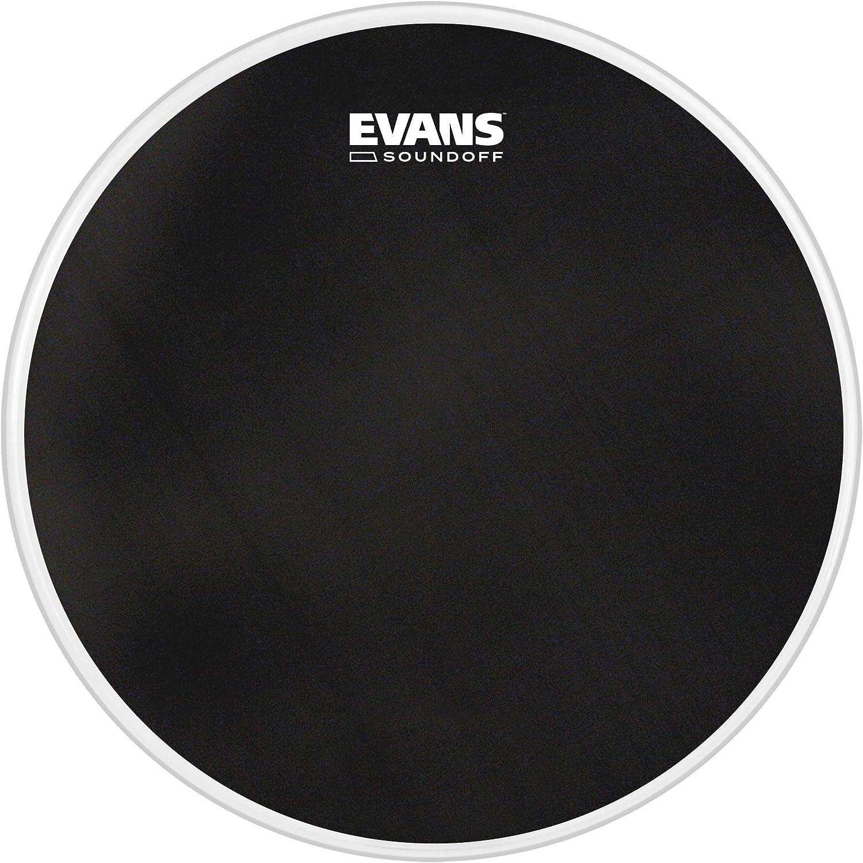 Evans Outlet SALE SoundOff Drumhead BD22SO1 inch 22 35% OFF