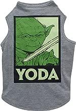 Star Wars Yoda Dog Tee   Star Wars Dog Shirt for All Size Dogs