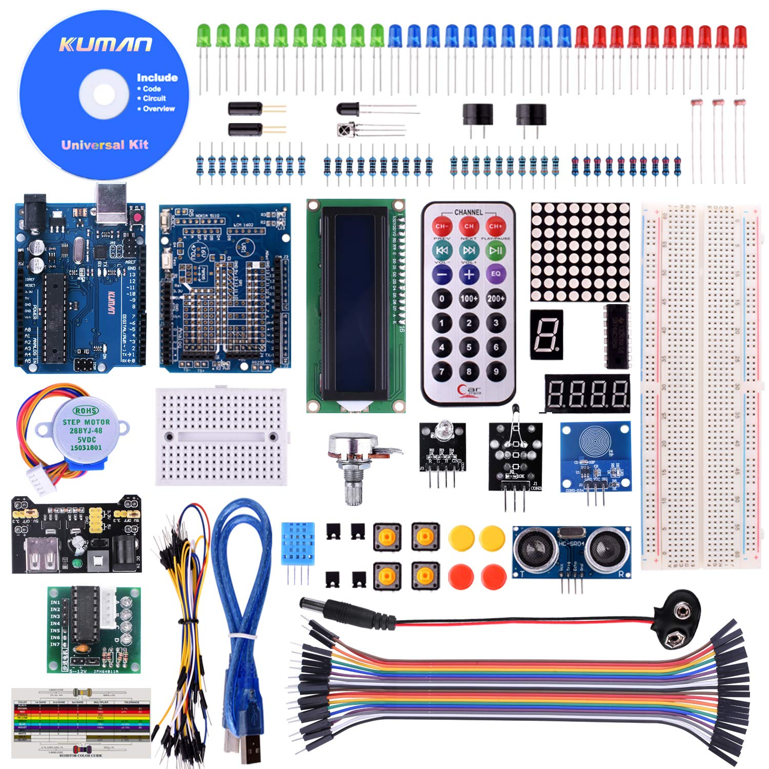 KINREA Project trend rank Super Starter Kit Controller with 2021 spring and summer new Board Tutorial