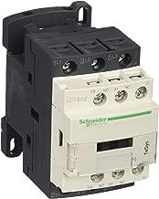 SCHNEIDER ELECTRIC LC1D12G7 CONTACTOR 3PST-NO, 120VAC, 25A, DIN RAIL