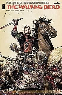 Walking Dead #129 2014 SDCC Exclusive Variant Cover Image Comics