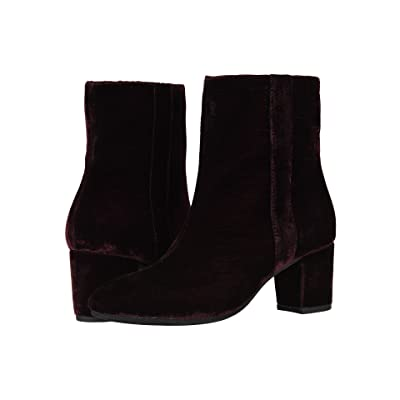 Earth Sparta (Burgundy Velvet) Women