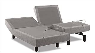 TEMPUR-Ergo Premier-Grey Adjustable Base, Twin XL