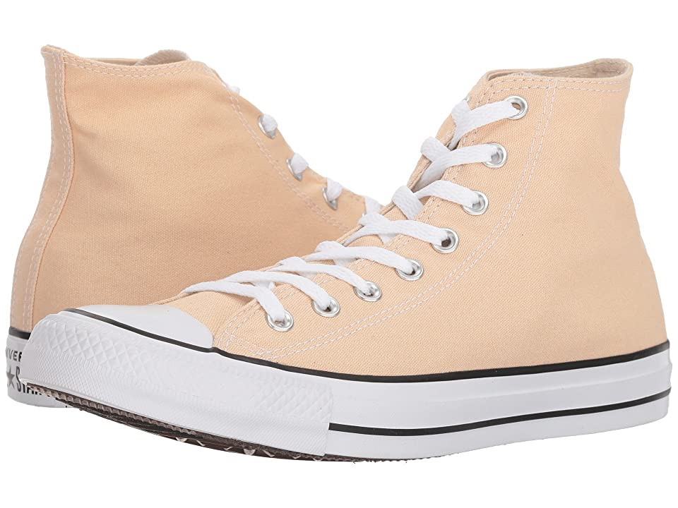 Converse Chuck Taylor(r) All Star(r) Seasonal Color Hi (Raw Ginger) Lace up casual Shoes