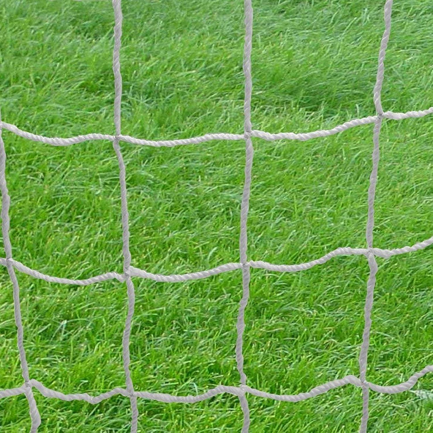 臭い恥ずかしいのt-bestマルチサイズSoccer Netスポーツ交換用Football Soccer Goal Post Net