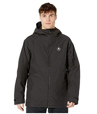 Burton Hilltop Jacket (True Black 2) Men