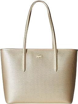 Chantaco Holidays Medium Zip Shopping Bag
