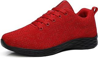 CXWRZB Femme Homme Baskets Chaussure de Sports Fitness Tennis Gym Running Sneaker