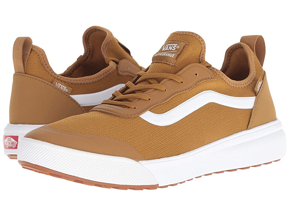 Vans UltraRange AC (Cumin/White) Skate Shoes