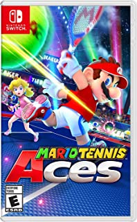 Mario Tennis Aces Nintendo Switch by Nintendo (HACPALERA)