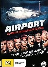 Airport: The Complete Air Crash Disaster Coll 1 (4 Dvd) [Edizione: Stati Uniti] [Italia]