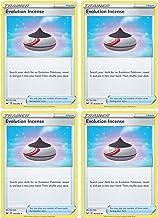 Uncommon 2x  Sword /& Shield Pokemon 2x Evolution Incense