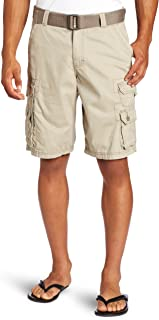 Men's Big & Tall Dungarees Belted Wyoming Cargo Short