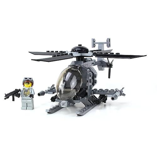 LEGO Military Helicopter: Amazon com