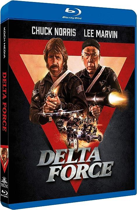 Chuck norris film - delta force (blu-ray) ( blu ray) B08N6163ZY