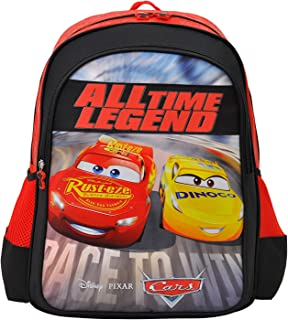 CARS ALL TIME LEGEND BACKPACK 16 INCH