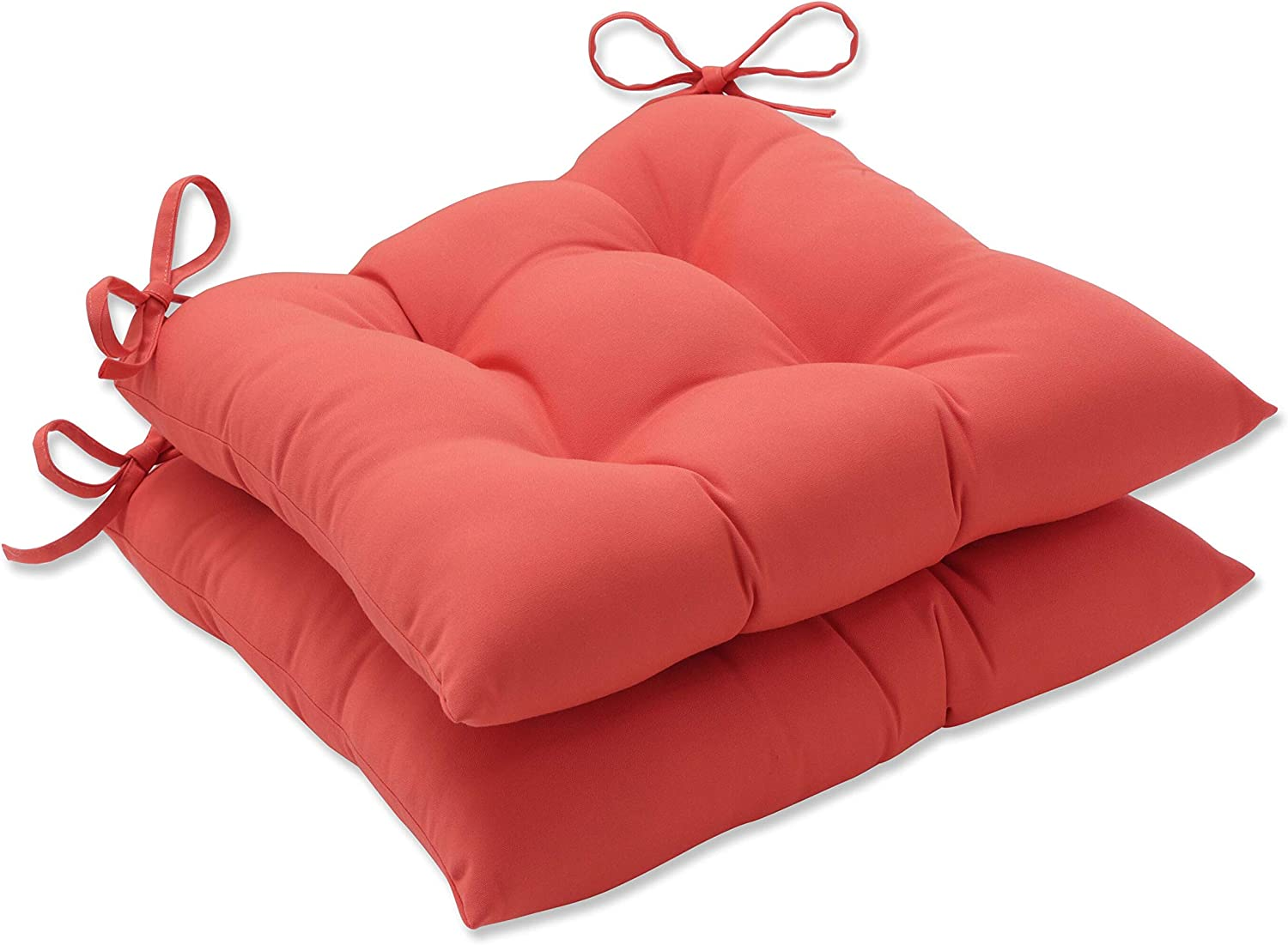 Pillow Perfect Outdoor Indoor Canvas Melon Cushion Set o Seat Selling rankings A surprise price is realized