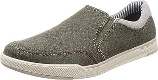 Clarks Men's Step Isle Slip Sneakers