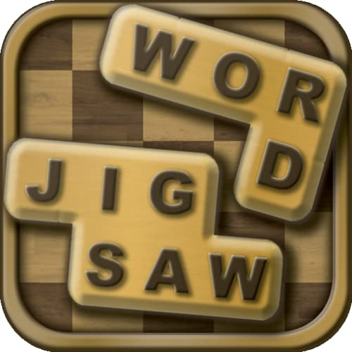 Word Jigsaw: The Jigsaw Puzzle for Word Game Lovers!