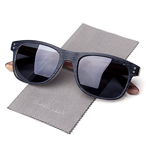 dd23b99bc7 Wood Grain Sunglasses  Amazon.com