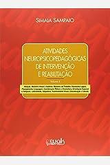 Atividades Psicopedagógicas de Intervenção e Reabilitação - Volume 4 Capa comum