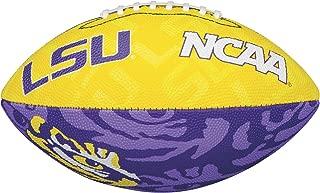 Wilson NCAA Team Logo Junior Super Grip Football