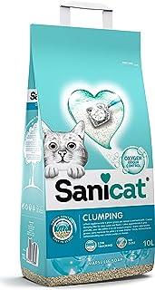comprar comparacion Sanicat clumping + marseille soup 10L, azul