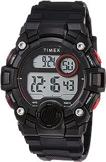 Timex Men's DGTL A-Game 50 mm Resin Strap Watch