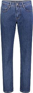 MAC Jeans Men's Ben Alpha New Basic Denim Straight Jeans