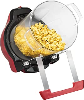 Hamilton Beach 73304 Gourmet Popcorn Maker, Red