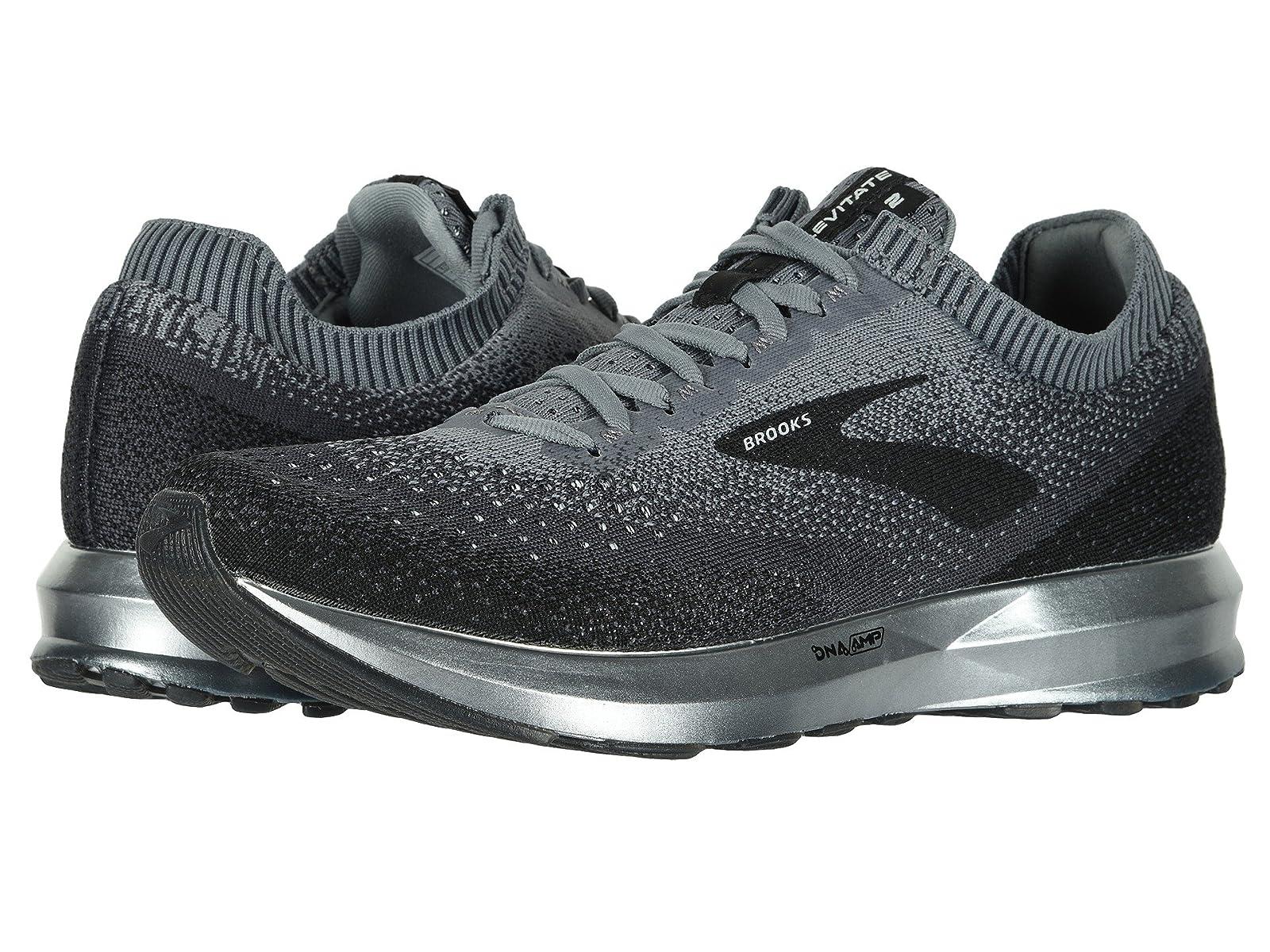 Brooks Levitate 2Atmospheric grades have affordable shoes